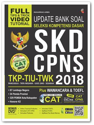Genta Smart Publisher Update Bank Soal Skd Cpns 2018