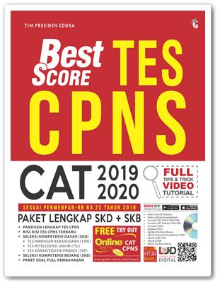 39+ Buku panduan tes cpns 2019 pdf formasi cpns