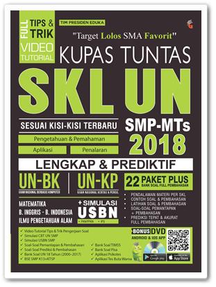 Kupas Tuntas SKL UN SMP/MTs 2018