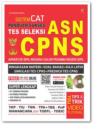 Genta Smart Publisher Panduan Sukses Tes Seleksi Asn Cpns