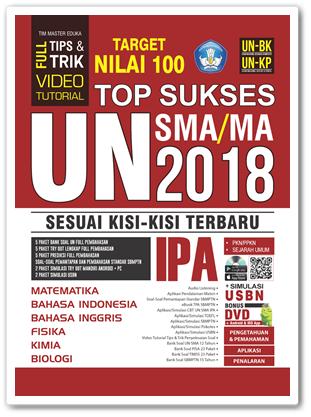 Top Sukses UN SMA/MA IPA 2018